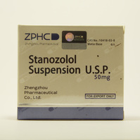 Stanozolol Suspension (Винстрол) 50 мг